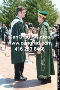 University Graduation, 2005. That's Roberta Bondar!