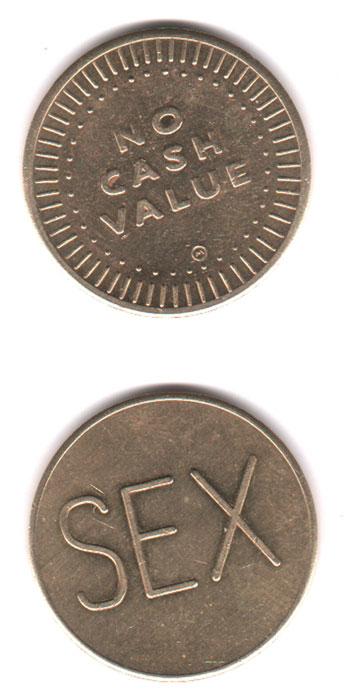 Sex Coins found on Davie