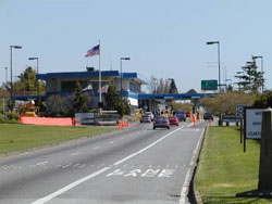 US Border Crossing