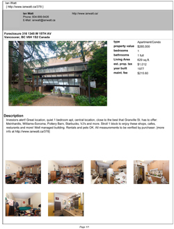 View PDF of the listing