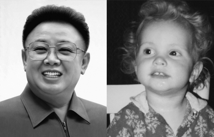 Kim Jong Il and Nathaniel