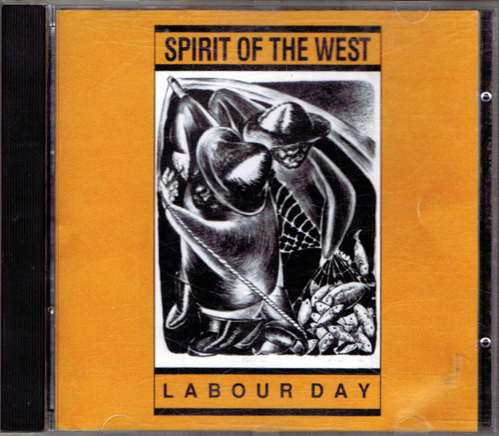 Labour Day. Spirit of the West (artist).