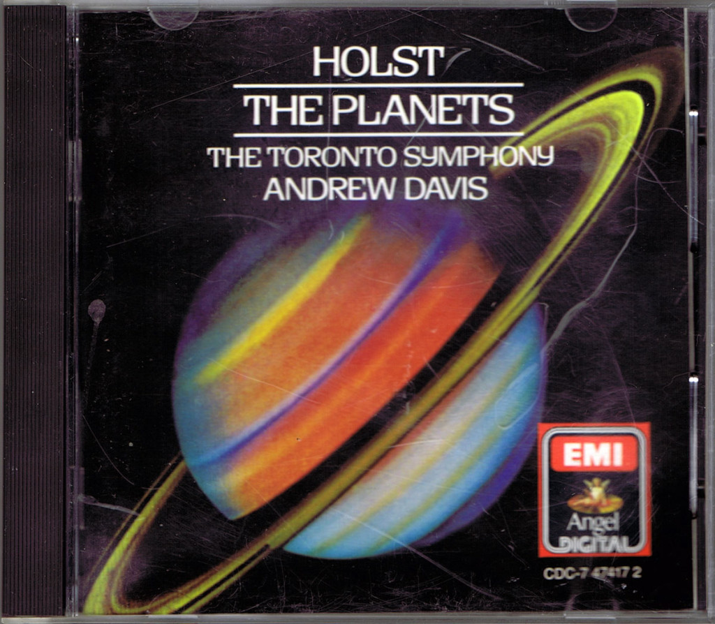 Holst: The Planets. The Toronto Symphony (Performer), Gustav Holst (Composer)