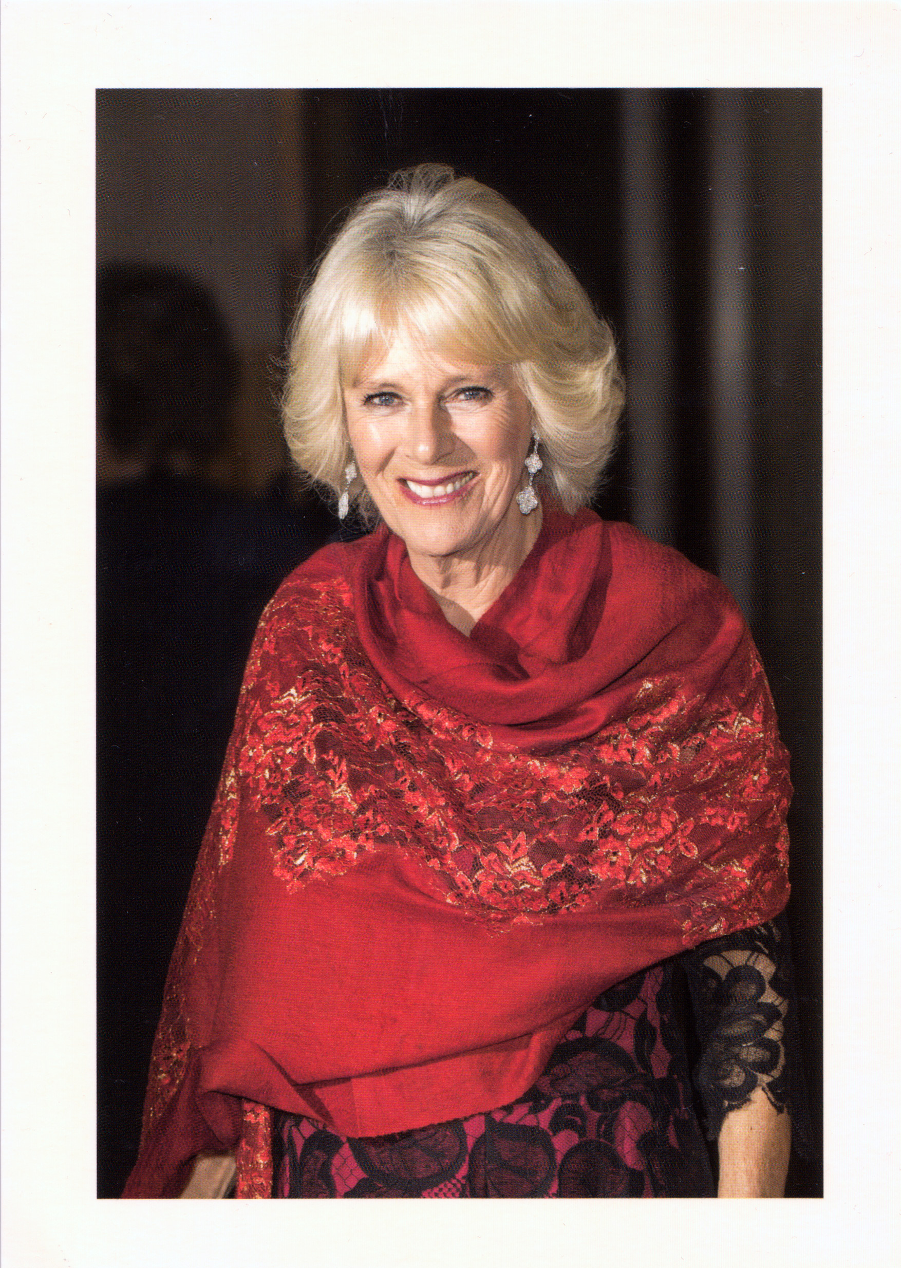 Camilla Prince Charles I Got Another Handwritten Card From Camilla Duchess Of