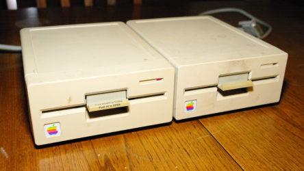 Apple 5.25 Drive Model No: A9M0107
