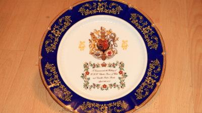 My Charles and Camilla china collection