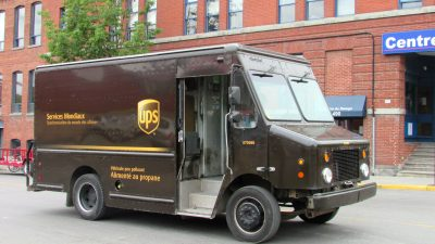 UPS Canada delivery is terrible